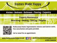 Homes Made Happy - Interior and Exterior services