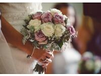 Freelance wedding and event florist