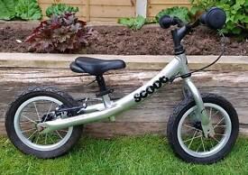 Scoot Aluminium balance bike