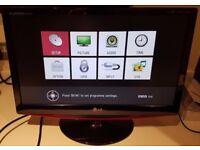 "LG Flatron M227WDP 22"" Monitor/TV 1080p Full HD & Freeview"