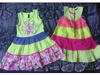 Girls Dresses - Age 4-5