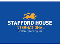 Student Services Manager - Stafford House