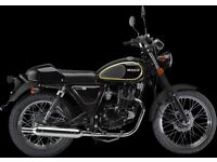 *Brand New* Herald Classic 125cc. 2 year Warranty. Free Nationwide Delivery. Main Dealer. 06-12