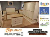FLATPACK FURNITURE ASSEMBLY SERVICE - No1 in Dudley - 5* RATED - 5 YEAR WARRANTY - TV MOUNTING