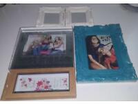 Brand new picture frames