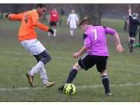 Join Football Team: Players wanted: 11 aside football. South West London Football Team. Ref: lh34