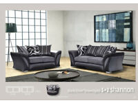 DFS MODEL 3+2 BRAND NEW SOFA CUDDLE CHAIR AVAILABLE 6790AUCUD