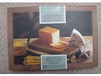 ** NEW **Masterclass acacia wood cheese slicer in original gift box. Great Xmas present! £6 ovno