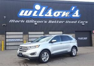 2015 Ford Edge SEL AWD! V6! LEATHER! REAR CAMERA! BLUETOOTH! HEA