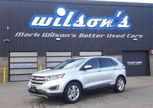 2015 Ford Edge SEL AWD! $95/WK@5.97% ZERO DOWN! LEATHER! REAR CA