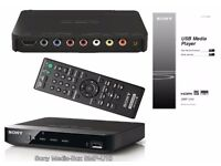 USB Media PLayer SONY USB Media Player SMP-U10