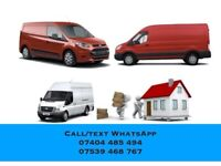 24/7☎️MAN AND VAN HIRE🚚CHEAP🚚REMOVALS/MOVING VAN/MOVERS/HOUSE/DELIVERY/RUBBISH/ WASTE/CLEARANCE