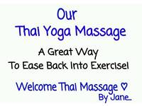 Welcome Thai Massage Lisburn! LOOK! New Thai Massage Mix Experience!!