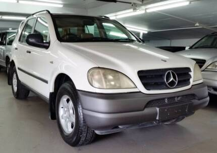 1998 Mercedes Benz ML320 W163 RWC wagon Not 350 430 270 BMW X5 Southport Gold Coast City Preview
