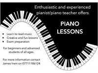 Piano Lessons - Limavady