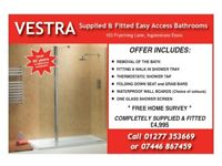 Bathroom easy access bathroom shower cubicles based in Essex