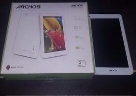 Archos 70c Cobalt 8GB Tablet (White)
