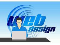 Web design at affordable prices starting from £99
