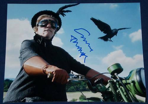 EMMA THOMPSON SIGNED NANNY MCPHEE RETURNS STILL PHOTO AUTOGRAPH COA HARRY POTTER