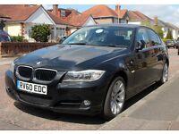BMW 320D SE Efficient Dynamics - Black, 70,000 Miles - Full BMW Service History