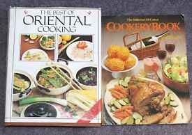 Oriental Cooking Book and other