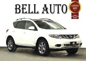 2011 Nissan Murano LE NAVIGATION LEATHER SUNROOF
