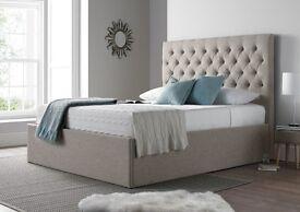 Ottoman Storage Bed - King Size!