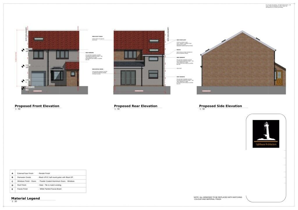 Architectural Drawings Extensions Prices Starting From 200