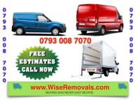 MAN & VAN HOUSE OFFICE REMOVALS PIANO TRANSPORT LUTON MOVING COURIER COLLECTION DUMP WASTE CLEARANCE