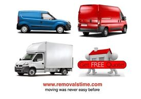 MAN AND VAN HOUSE MOVING BIKE RECOVERY PIANO DELIVERY COLLECTION OFFICE REMOVAL SHIFTING LUTON TRUCK