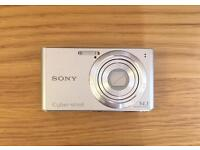 Sony DSCW530 Digital Camera Sony DSCW530 Digital Still Camera - Silver (14.1MP, 4x )