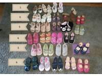 Girls shoes. Sizes 3-8