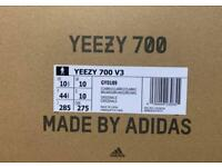 Yeezy 700 V3 Clay Brown UK10 / Nike Airmax 95 OG Neon UK10