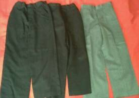 Boys school trousers age 8