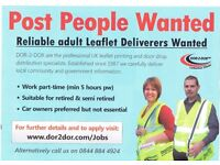 POST PEOPLE REQUIRED IN ALL MK POSTCODES