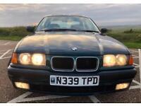 BMW 323 Auto 2 door coupe 2.5 Petrol 170ps