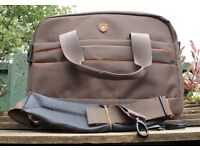 """FALCON 13.3"""" LAPTOP BAG WITH SHOULDER STRAP & CARRY HANDLE (NEW)"""