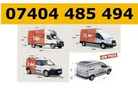 MAN & VAN HOUSE OFFICE REMOVAL PIANO MOVERS/ MOVING LUTON TRUCK HIRE BIKE DELIVERY/ COLLECTION DUMP.
