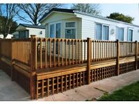 2008 Willerby Salisbury static caravan, Hoburne Devon 35 x 12 2 bedroom