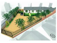 Cheap development with full planning permission for bungalows in Sefton Merseyside POA