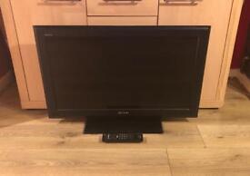 SONY BRAVIA 32 INCH HD TV - HAS USB! MINT CONDITION!