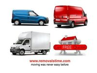 URGENT MAN & VAN HOUSE OFFICE REMOVAL PIANO MOVERS/ MOVING LUTON DELIVERY RUBBISH DUMPING CLEARANCE
