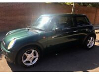 AUTOMATIC MINI COOPER AIR CONDITIONING RECENT SERVICE LONG MOT AUTO LOW INSURANCE & TAX MINI COOPER