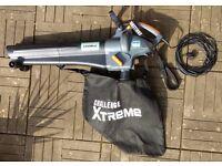 Challenge Xtreme 2400w Garden Blower and Vacuum