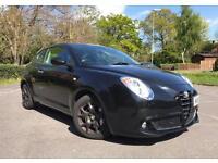 Alfa Romeo mito 1.4tb lusso 155bhp