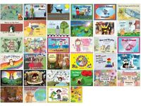 Slightly Damaged Childrens Illustrated Story Books 100 Copies - Damaged Spines