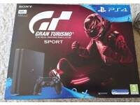 Brand new PS4 with Grand Turismo