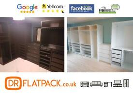 24/7 Flatpack Furniture Assembly Ikea etc TV mounting Flat pack - *5 STAR RATED* Stockport