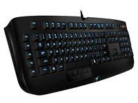 Razer Anansi – MMO Gaming Keyboard
