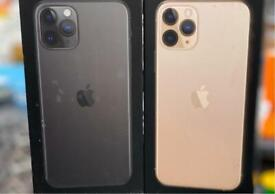 IPHONE 11 PRO 256GB UNLOCKED LIKE NEW BOXED OPEN ON ALL NETWORK